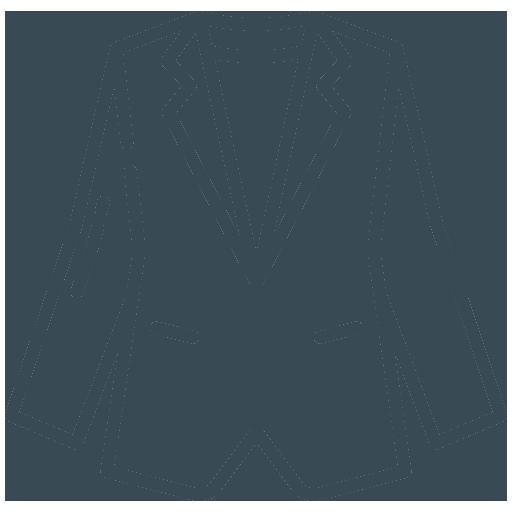 suit blazer icon